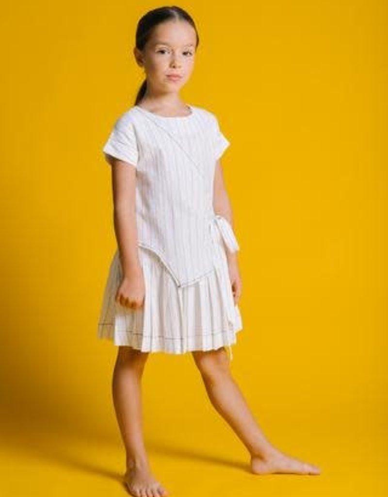 kipp Kipp Td1964 Pinstripe Dress