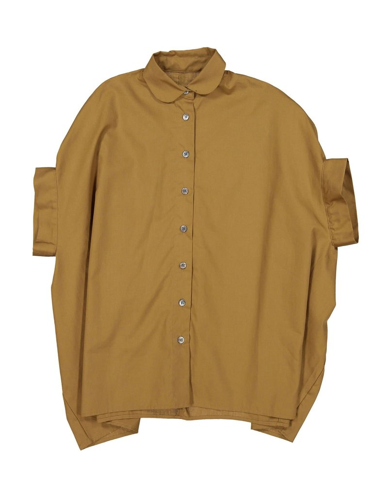 Nuiya Nunuforme  Brown shirt dress