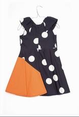 Motoreta Motoreta 018 Louise polka dot dress