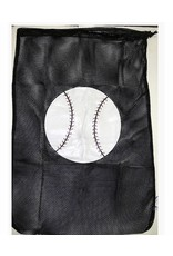 Confetti Camp Baseball Mesh Laundry