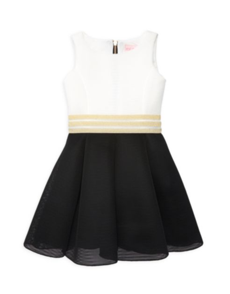 zoe Zoe Carly fit and flair dress