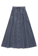 PC2 PC2 maxi button down skirt