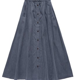PC2 PC2maxi button down skirt