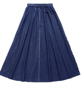 PC2 PC2 teens maxi outside seam skirt