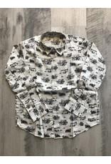 nove Nove  Collar House Shirt