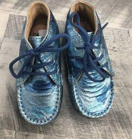 Luccini Luccini 15010 baby blue camo shoe