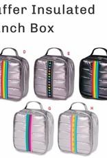 Top Trenz Puffer Lunch Box