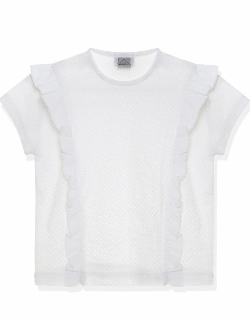 Nasha Nasha Ruffle Shirt
