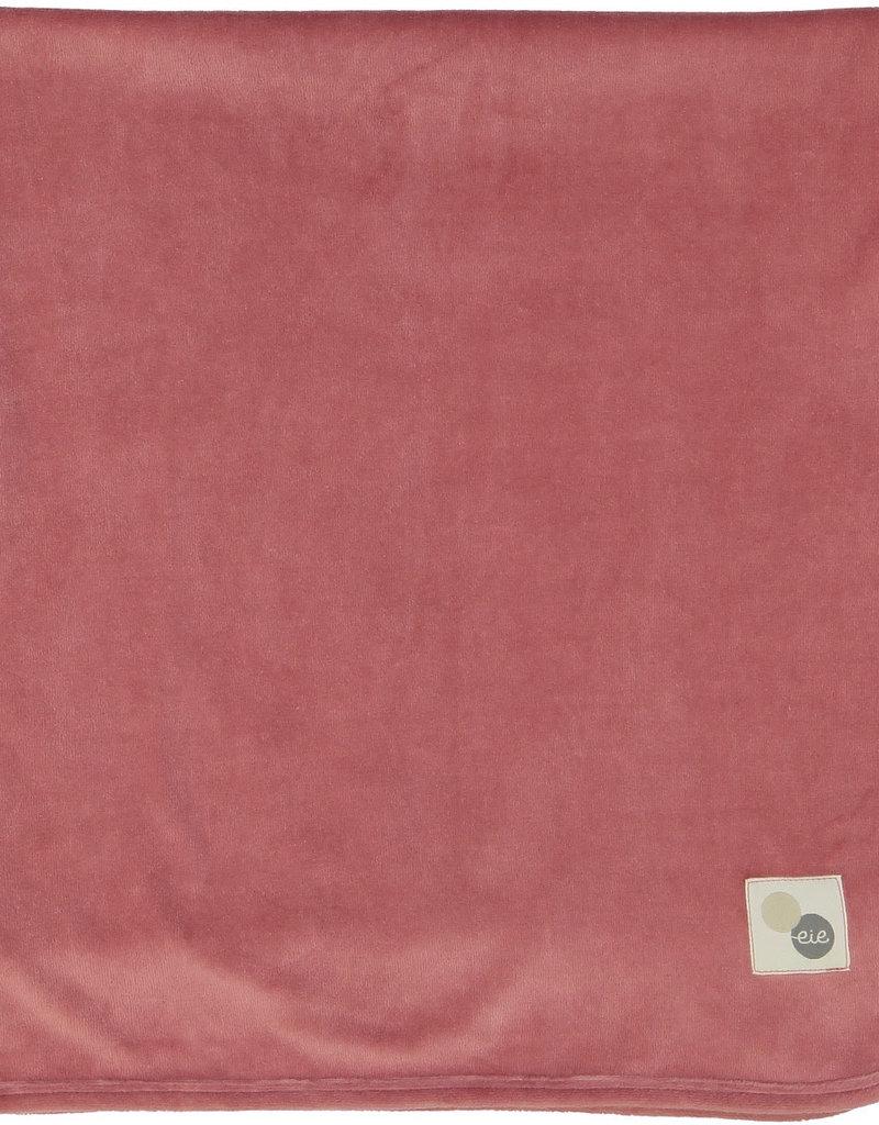 Lil leggs Lil Leggs Rose Velour Blanket