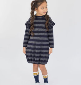 Junee Kids Tamarac Dress Blue