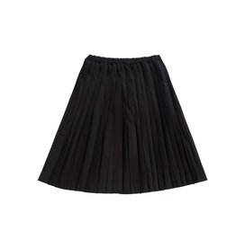 PC2 PC2 Girl's Pleated Skirt in black