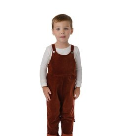 PC2 PC2 Baby Boys' Corduroy Romper in Rust