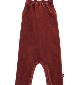 PC2 PC2 Baby Girls' Corduroy Romper in Rust