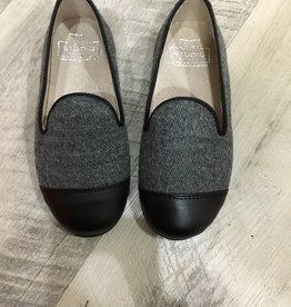 Hoo Hoo 3062 Jamie's Smoking Shoe Gray