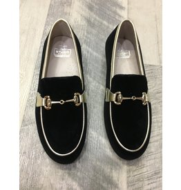 Hoo Hoo 3076 Mila Chain Loafer