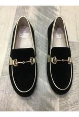 Hoo Hoo 3076 Mila Chain Loafer
