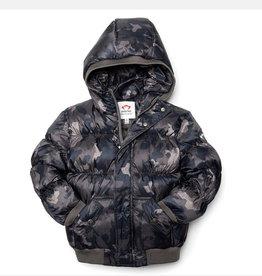 Appaman Appaman ATC Abstract Camo Puffy Coat
