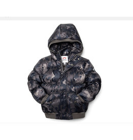 Appaman Appaman ATC Abstract Camo Puffy Coat