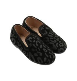 Zeebra Zeebra suede  pebble loafer