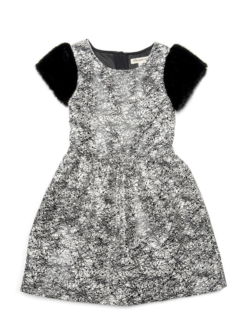 Appaman Appaman U4FLD Black Geo Fluer Dress