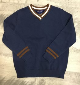 Alfa Perry Alfa Perry Sweater KNT1401 Blue