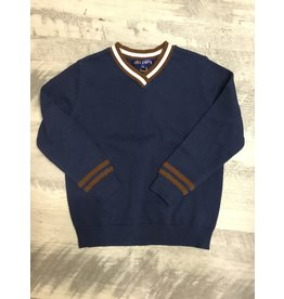 Alfa Perry Alfa Perry Sweater KNT1401 Blue