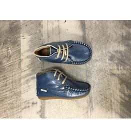 Luccini Luccini 15010 blue baby shoe