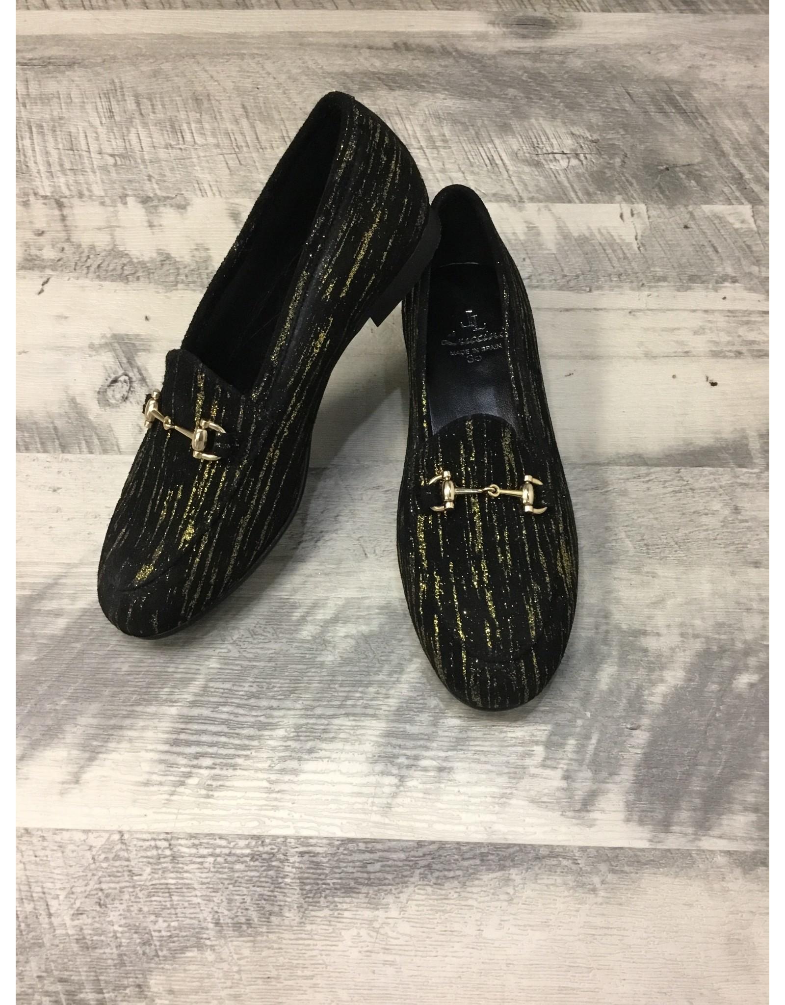 Luccini Luccini Gold GU-1 Loafer