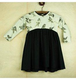 popelin Popelin Bird dress
