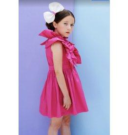 Moque Moque Hot Pink Eve Dress