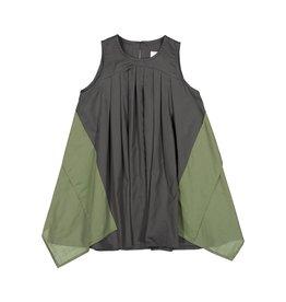 Nuiya Nuiya charcoal dress