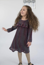 Junee Kids Aptos Dress Red