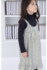 Junee Kids Jasper Dress Silver