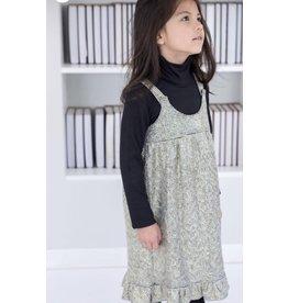 Junee Kids Jasper Dress Silver