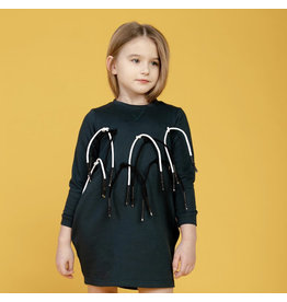 Crew Crew TD2068 Shoelace Dress