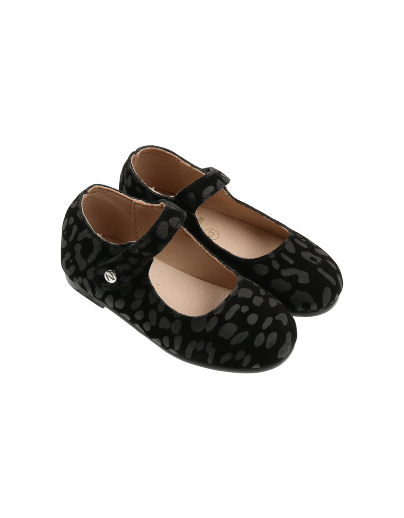 Zeebra Zeebra suede pebble mary janes