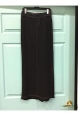 hardtail Hardtail WJ114 blk long skirt