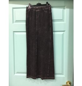 hardtail Hardtail WJ114 MW6 long skirt
