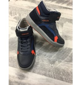Geox Geox J942CN Navy/Dark Orange