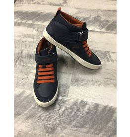 Geox Geox J944AA Navy/ Dark Orange