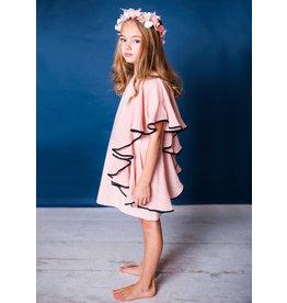 Boboketta Boboketta 4119 Pink Dress