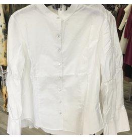 Japparel Japparel G148 peasant blouse