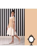 Pompomme Pompomme G504 White dress