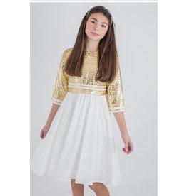 Junee Lilou Delaware Dress