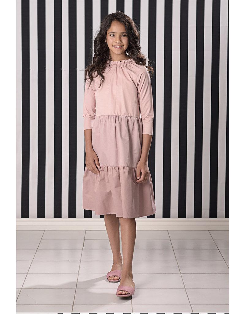Pompomme GEM G516 Pink dress