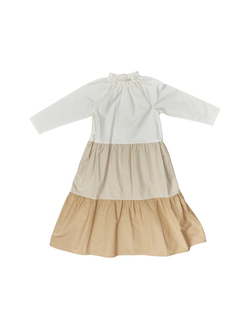 Pompomme GEM G516 Sand dress