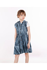 Euro Euro 303 teal dress