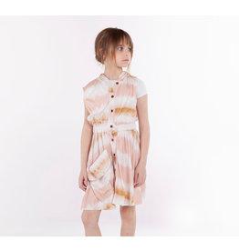 Euro Euro 303 rust dress