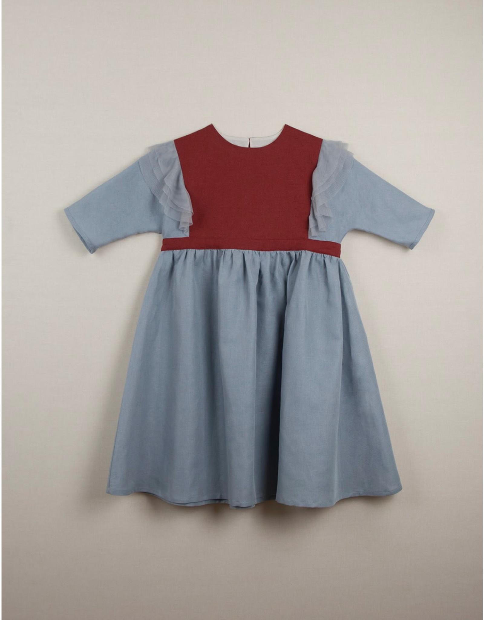popelin Popelin Blue Dress 23.2