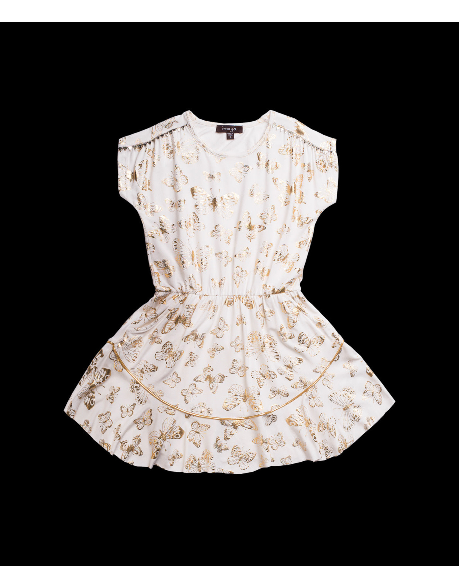 Imoga IMOGA Liana Butterfly Dress